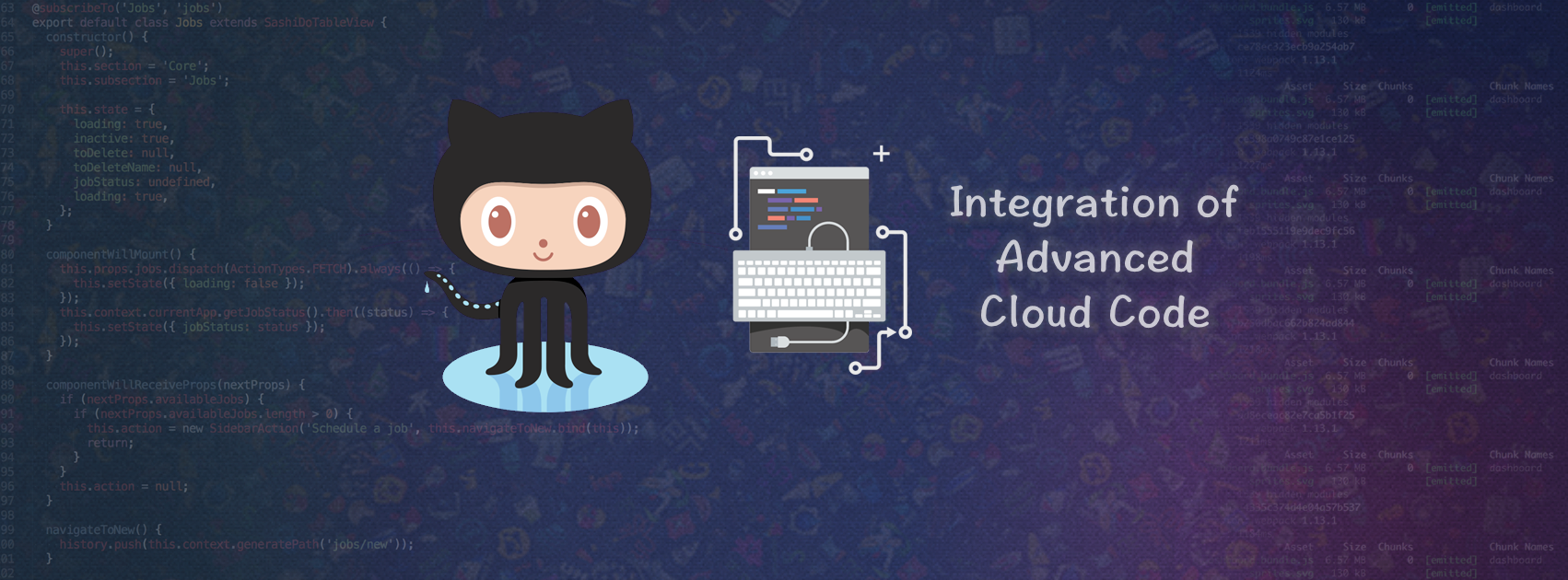 GitHub integration of Advanced Cloud Code part 1