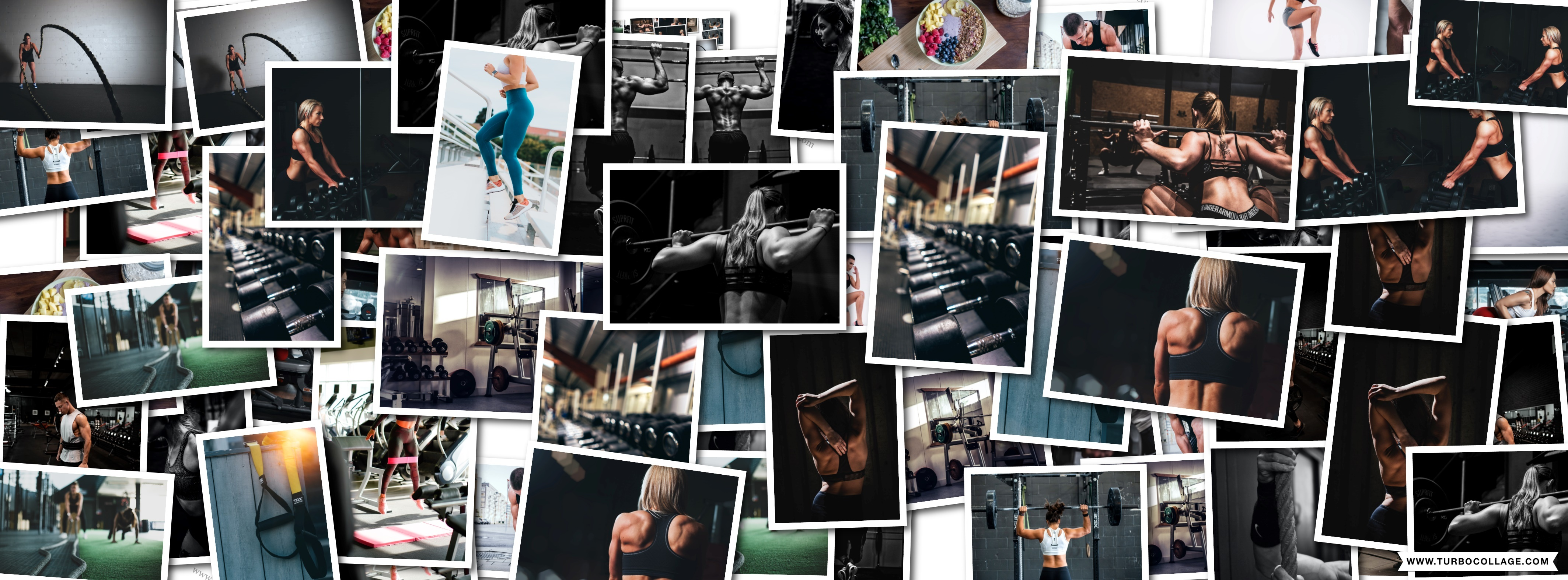 collageFitness
